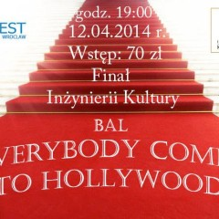 Bal EVERYODY COMES TO HOLLYWOOD