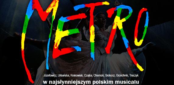 Musical Metro we Wrocławiu