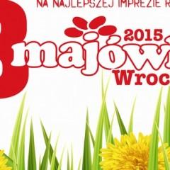 Hey, Kult, Happysad na majówce 2015 we Wrocławiu