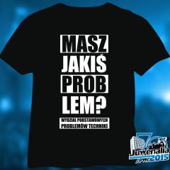 Koszulki juwenaliowe Politechniki