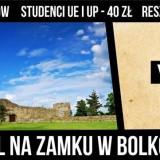 Studencki Bal na Zamku w Bolkowie