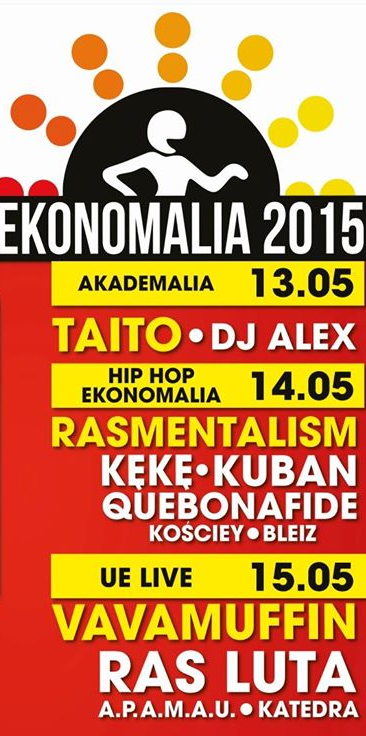 ekonomalia 2015 Wrocław